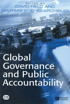 Global Governance and Public Accountability (Paperback)