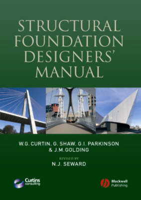 Structural Foundation Designers' Manual (Hardback)