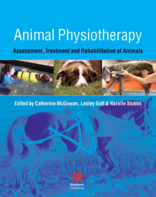 Animal Physiotherapy: Assessment, Treatment and Rehabilitation of Animals (Paperback)