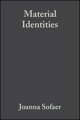 Material Identities - New Interventions in Art History (Paperback)