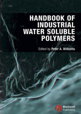 Handbook of Industrial Water Soluble Polymers (Hardback)