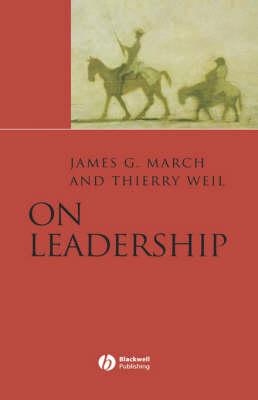 On Leadership (Hardback)