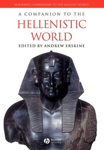A Companion to the Hellenistic World - Blackwell Companions to the Ancient World (Paperback)