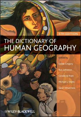 The Dictionary of Human Geography (Paperback)