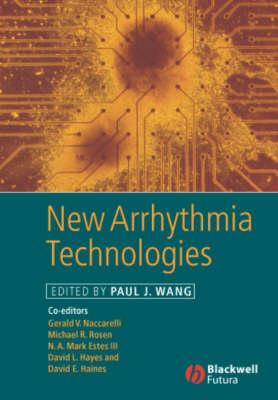 New Arrhythmia Technologies (Hardback)