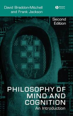 Philosophy of Mind and Cognition: An Introduction (Hardback)