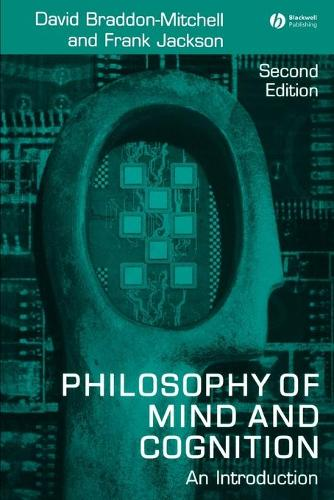 Philosophy of Mind and Cognition: An Introduction (Paperback)