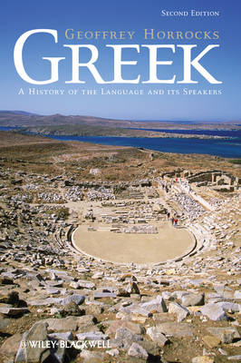 Greek: A History of the Language and its Speakers (Hardback)