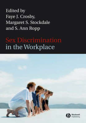 Sex Discrimination in the Workplace: Multidisciplinary Perspectives (Hardback)