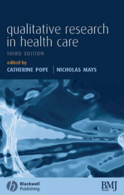 Qualitative Research in Health Care (Paperback)