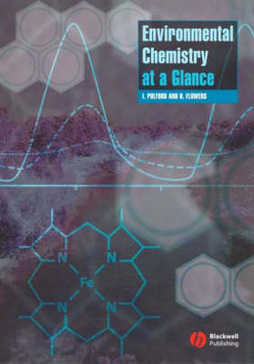 Environmental Chemistry at a Glance - Chemistry at a Glance (Paperback)
