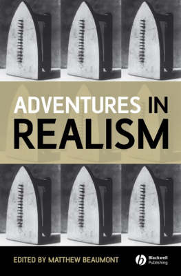 Adventures in Realism - Concise Companions to Literature and Culture (Hardback)