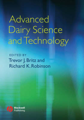Advanced Dairy Science and Technology (Hardback)