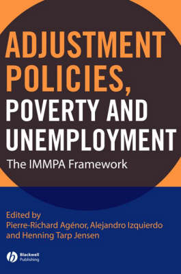 Adjustment Policies, Poverty and Unemployment: The Immpa Framework (Hardback)