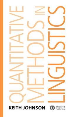 Quantitative Methods In Linguistics (Hardback)