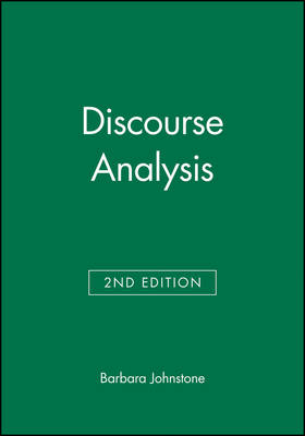 Discourse Analysis - Introducing Linguistics (Paperback)