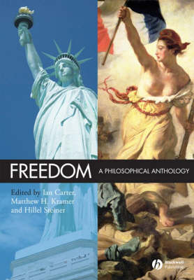 Freedom: A Philosophical Anthology (Paperback)