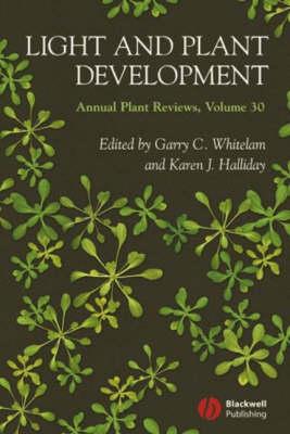 Annual Plant Reviews: Light and Plant Development - Annual Plant Reviews (Hardback)