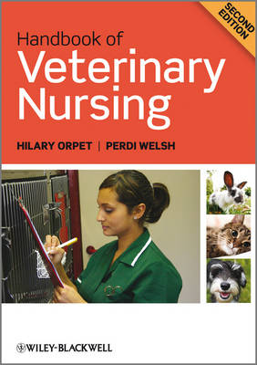Handbook of Veterinary Nursing (Paperback)