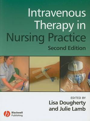Intravenous Therapy in Nursing Practice (Paperback)