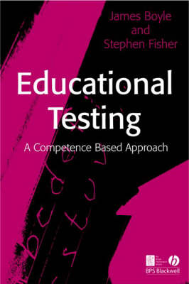 Educational Testing: A Competence-Based Approach (Paperback)