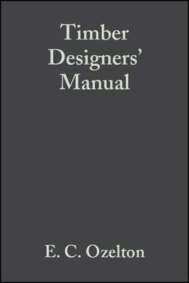 Timber Designers' Manual (Paperback)