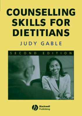 Counselling Skills for Dietitians (Paperback)