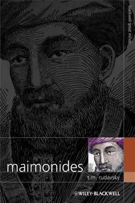 Maimonides - Blackwell Great Minds (Hardback)