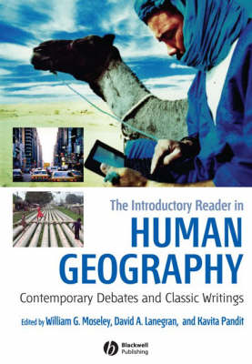 The Introductory Reader in Human Geography: Contemporary Debates and Classic Writings (Paperback)