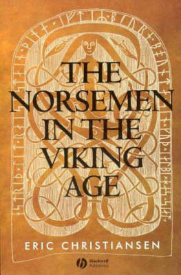 The Norsemen in the Viking Age - The Peoples of Europe (Paperback)