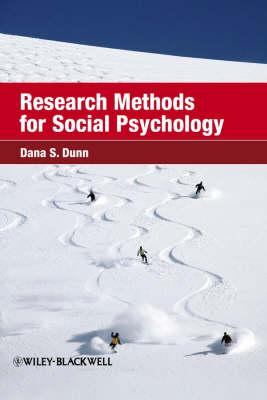 Research Methods for Social Psychology (Hardback)