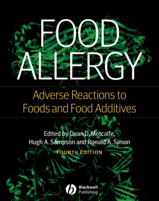 Food Allergy: Adverse Reactions to Foods and Food Additives (Hardback)