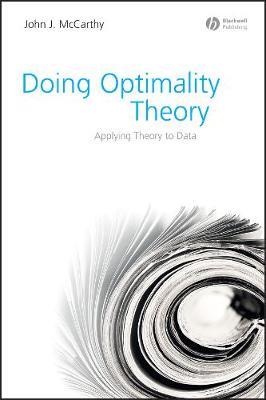 Doing Optimality Theory: Applying Theory to Data (Paperback)