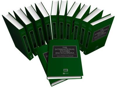 The International Studies Encyclopedia (Hardback)