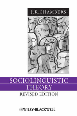 Sociolinguistic Theory - Language in Society (Paperback)