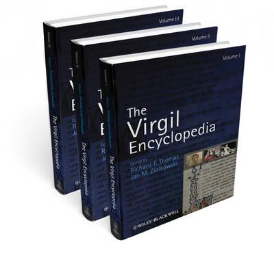 The Virgil Encyclopedia (Hardback)