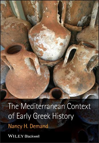 The Mediterranean Context of Early Greek History (Hardback)
