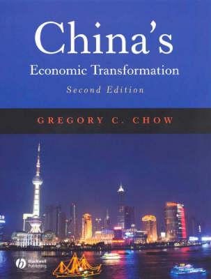 China's Economic Transformation (Paperback)