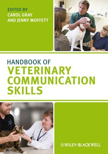 Handbook of Veterinary Communication Skills (Paperback)