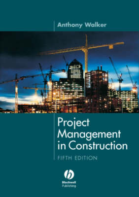 Project Management in Construction (Paperback)