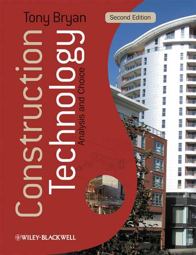 Construction Technology: Analysis and Choice (Paperback)