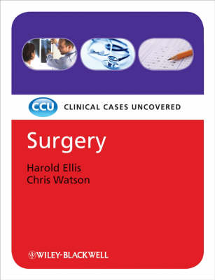 Surgery - Clinical Cases Uncovered - Clinical Cases (Paperback)