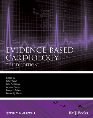 Evidence-Based Cardiology - Evidence-Based Medicine (Hardback)