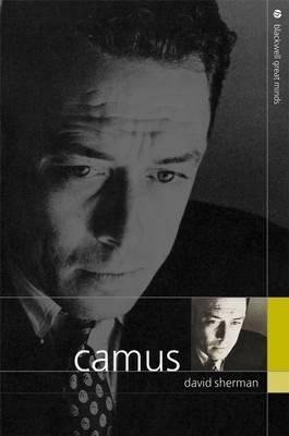 Camus - Blackwell Great Minds (Hardback)