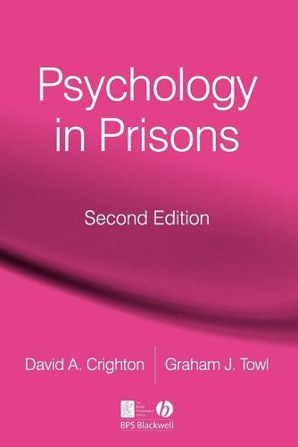 Psychology in Prisons (Paperback)