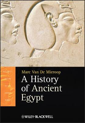 A History of Ancient Egypt - Blackwell History of the Ancient World (Paperback)