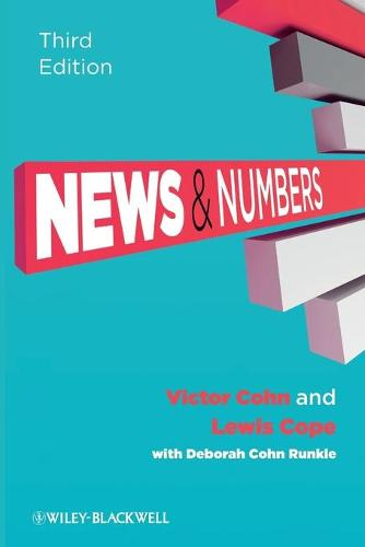 News and Numbers: A Writer's Guide to Statistics (Paperback)