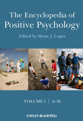The Encyclopedia of Positive Psychology (Hardback)
