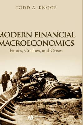 Modern Financial Macroeconomics: Panics, Crashes, and Crises (Hardback)
