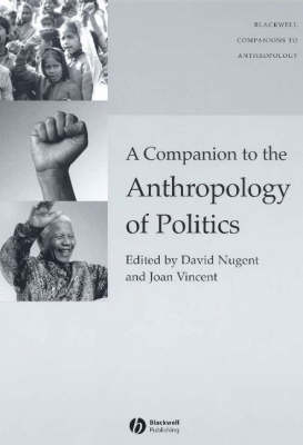 A Companion to the Anthropology of Politics - Wiley Blackwell Companions to Anthropology (Paperback)